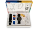 Gear No: 9007705  Name: Watch set – 4 Stud Brick Black/Chrome – Christmas Employee Gift 2017