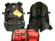 Gear No: 98209  Name: Backpack Solid Color, Black 15.6 Inches