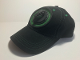 Gear No: B015  Name: Ball Cap, Bionicle Green Circular Pattern, Adjustable (Adult Size)