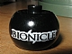 Gear No: bead003pb006  Name: Bead, Globular with Bionicle Text