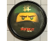 Gear No: pin164  Name: Pin, The LEGO Ninjago Movie Lloyd 2 Piece Badge