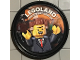 Gear No: pin205  Name: Pin, Legoland Discovery Center Lord Business 2 Piece Badge