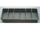 Gear No: Mx1934  Name: Modulex Storage Tray Insert 6 Compartment (Fits Mx1925)