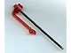 Gear No: bead026c01  Name: Bead, Pen Shaft with Pocket Clip
