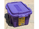 Gear No: 4105569  Name: Storage Tub with Lid, Time Cruisers