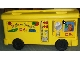 Gear No: 4112776pb04  Name: Duplo Storage Bin Large with Wheels with Imagination Celebration Bus Stickers - Set 2582