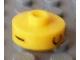 Gear No: bead001pb47  Name: Bead, Cylinder Short, Flat Edge with Black I C T Pattern