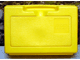 Gear No: case8  Name: Storage Case with Molded Handle and Panel Opening, Small 'Made In Canada for Samsonite'