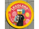 Gear No: pin160  Name: Pin, Legoland Discovery Center Classic Police Officer 2 Piece Badge