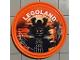 Gear No: pin143  Name: Pin, Legoland Discovery Center Ninjago Garmadon 2 Piece Badge