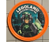 Gear No: pin212  Name: Pin, Legoland Discovery Center Terabyte 2 Piece Badge