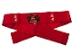 Gear No: 853108  Name: Headgear, Headband Red, Ninjago
