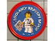 Gear No: pin139  Name: Pin, Legoland Bravery Badge 2 Piece Badge