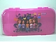 Gear No: 499347  Name: Minifigures Storage Case with Friends Cityscape Pattern