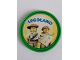 Gear No: Pin238  Name: Pin, Legoland Pharaoh's Quest 2 Piece Badge