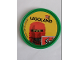 Gear No: Pin245  Name: Pin, Legoland Castle Sir Adric 2 Piece Badge