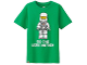 Gear No: TS75  Name: T-Shirt, UNIQLO Boys, Space Do The LEGO Motion