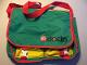 Gear No: mbag04  Name: Messenger Bag, LEGO Dacta Shoulder Bag