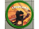 Gear No: pin145  Name: Pin, Legoland Ninjago Cole 2 Piece Badge