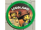Gear No: pin167  Name: Pin, Legoland Adventurers 2 Piece Badge