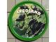 Gear No: pin189  Name: Pin, Legoland Ninjago Morro and Dragon 2 Piece Badge