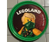 Gear No: pin195  Name: Pin, Legoland Ninjago Lloyd 2 Piece Badge