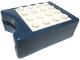 Gear No: DSgamecase3  Name: Game Case for Nintendo DS Game with White Studs