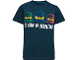 Gear No: M72163  Name: T-Shirt, Ninjago I AM A NINJA, Youth