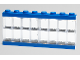 Gear No: 5004892  Name: Minifigure Display Case, Large - For 16 Minifigures, 2 Doors