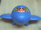 Gear No: 51901  Name: Duplo Storage Container Tube Lid - Airplane Nose Cone (5504)