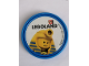 Gear No: Pin239  Name: Pin, Legoland Pharaoh 2 Piece Badge