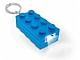 Gear No: UC21179  Name: LED Key Light 2 x 4 Brick Key Chain