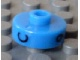Gear No: bead001pb56  Name: Bead, Cylinder Short, Flat Edge with Black C 9 G Pattern