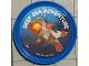 Gear No: pin148  Name: Pin, Deep Sea Adventure 2 Piece Badge
