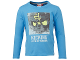Gear No: tony606  Name: T-Shirt, Ninjago 'KICKING WITH MY BUDDIES' Long Sleeve Boys (Tony 606)