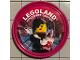 Gear No: pin144  Name: Pin, Legoland Discovery Center Ninjago General #1 2 Piece Badge