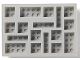Gear No: 4100  Name: Food - Ice Cube Tray, Bricks