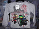 Gear No: 05021366a  Name: T-Shirt, The LEGO Ninjago Movie Long Sleeve, Cole, Jay, Kai, Lloyd, Nya and Zane