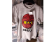 Gear No: 06509828  Name: T-Shirt, Ninjago Masters of Spinjitzu, Kai Head