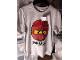 Gear No: 06509828  Name: T-Shirt, Ninjago Masters of Spinjitzu, Kai Head