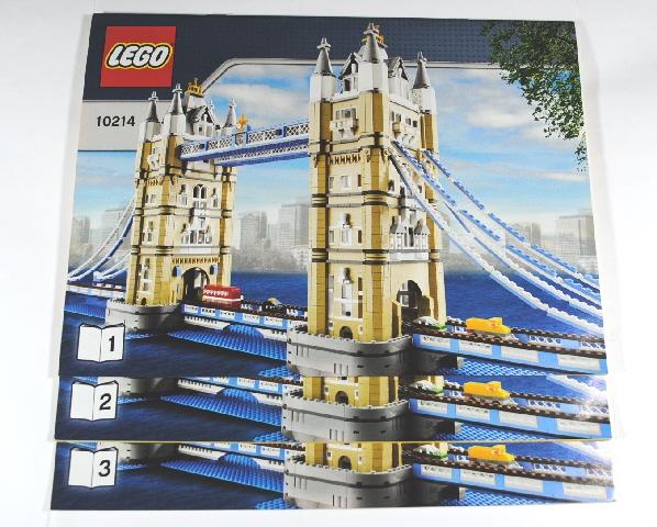 Bricklink Instruction 10214 1 Lego Tower Bridge Sculptures