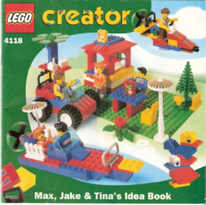 Bricklink Instruction 4118 1 Lego Buildings Mansions And Shops