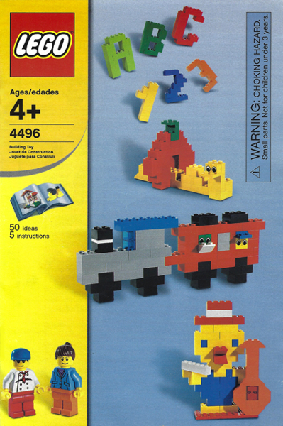 BrickLink - Instruction 4496-3 : Lego Creator Tub with 2 Minifigures