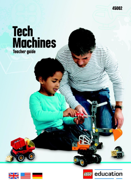 BrickLink - Instruction 45002-1 : Lego Tech Machines Set with ...