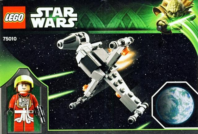 Bricklink Instruction 75010 1 Lego B Wing Starfighter Planet