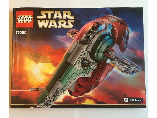 Bricklink Instruction 75060 1 Lego Slave I Ucs Star Wars