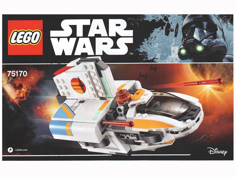 BrickLink - Instruction 75170-1 : Lego The Phantom [Star Wars:Star ...