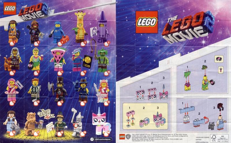 Kitty Pop - LEGO Movie 2 coltlm2-15 LEGO minifigure