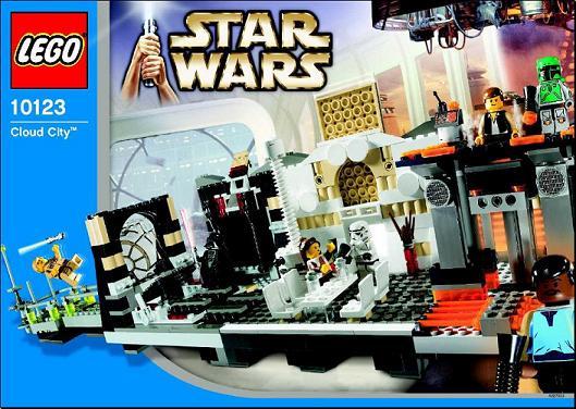 Afbeeldingsresultaat voor lego star wars cloud city 10123