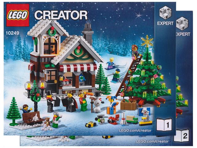 BrickLink - Set 10249-1 : Lego Winter Toy Shop [Holiday:Christmas] -  BrickLink Reference Catalog